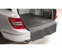 Защита порога багажника для Mercedes S204