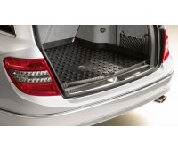 Поддон для багажника для Mercedes S204