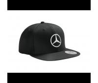 Мужская бейсболка Mercedes Men's Flat Brim Cap