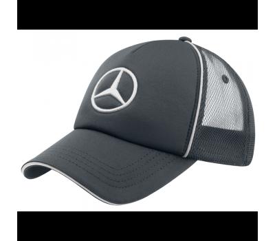 Бейсболка Mercedes-Benz Unisex Cap Trucker Style