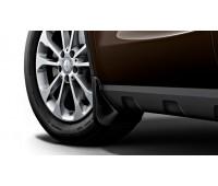 Брызговики задние черные для Mercedes X156