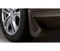 Брызговики задние загрунтованный для Mercedes S212, W212