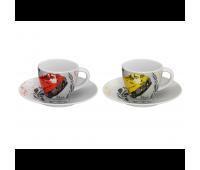 Набор чашек для эспрессо Mercedes Espresso Cups Set of 2