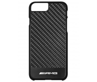 Чехол для iPhone 7/8 Plus Mercedes-Benz Carbon Cover