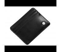 Кожаный футляр для 6 кредитных карт Mercedes Credit