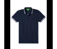Мужская рубашка поло Mercedes-Benz Polo, Boss Green