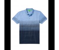 Мужская рубашка поло Mercedes-Benz Men's Polo, Boss Green