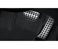 Спортивные педали из нержавеющей стали, автоматические модели для Mercedes C253, X253