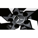 Принадлежности для колес Mercedes S204 дорестайл (2007-2011)