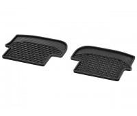 Всесезонные задние коврики CLASSIC черные для Mercedes A205