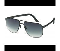 Солнцезащитные очки Mercedes Sunglasses, Black Edition, Matt Black, Titanium