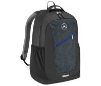Рюкзак Mercedes-Benz Rucksack, Deuter, Black-Grey