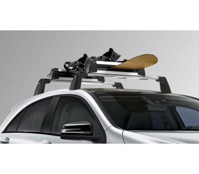 Багажник для лыж и сноубордов для Mercedes
