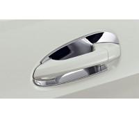 Выемки дверных ручек, комплект, 4 шт. для Mercedes W166, X166