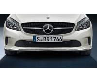 Передняя облицовка, Carbon-Style для Mercedes W176