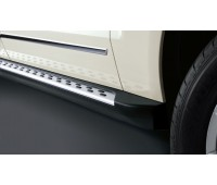Подножки для Mercedes X204