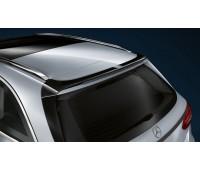 Спойлер на крыше загрунтованный для Mercedes S205