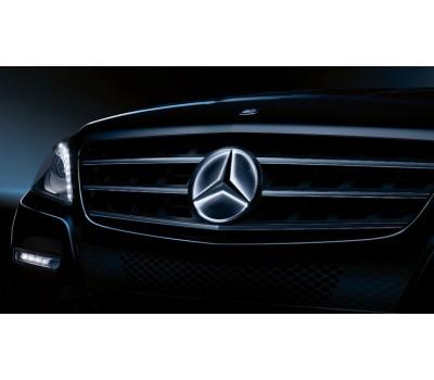 Освещенная звезда Mercedes для Mercedes C204, S204, W204