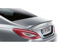 Задний спойлер загрунтованный для Mercedes C218