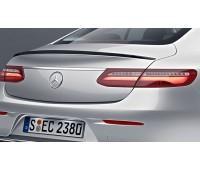 Задний спойлер загрунтованный для Mercedes C238